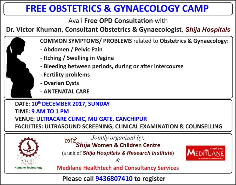 Free Obstetrics & Gynaecology CAMP