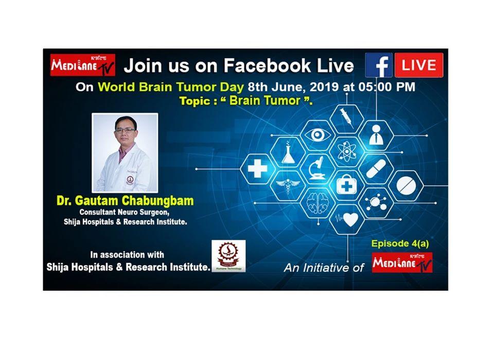 Medilane™ TV Facebook Live Topics: Brain Tumor