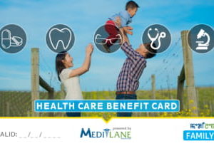 Medilane Small Family Card