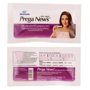 MANKIND PREGA NEWS DEVICE (Pack of 10 test Device Kit)
