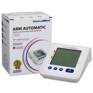 ARM Automatic Digital BP Monitor