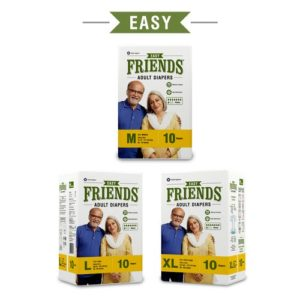 Friends Easy Adult Diapers
